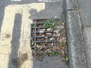 Blocked Drain from internet