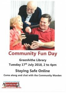 Community Fun Day for Adults - Greenhithe Library - Tuesday 17 July 2018 - 2pm to 4pm @ Greenhithe Library | Greenhithe | England | United Kingdom