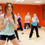 Swanscombe Cardio Combat, people, Exercise