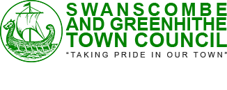 Swanscombe and Greenhithe Town Council logo