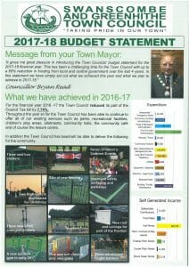 Budget Statement 2017-18 Front Page