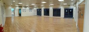 TC Hall after Redecoration