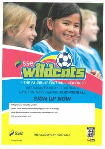 SSE Wildcats - The FA Girls' Football Centres @ Ebbsfleet Academy  | Ebbsfleet Valley | England | United Kingdom
