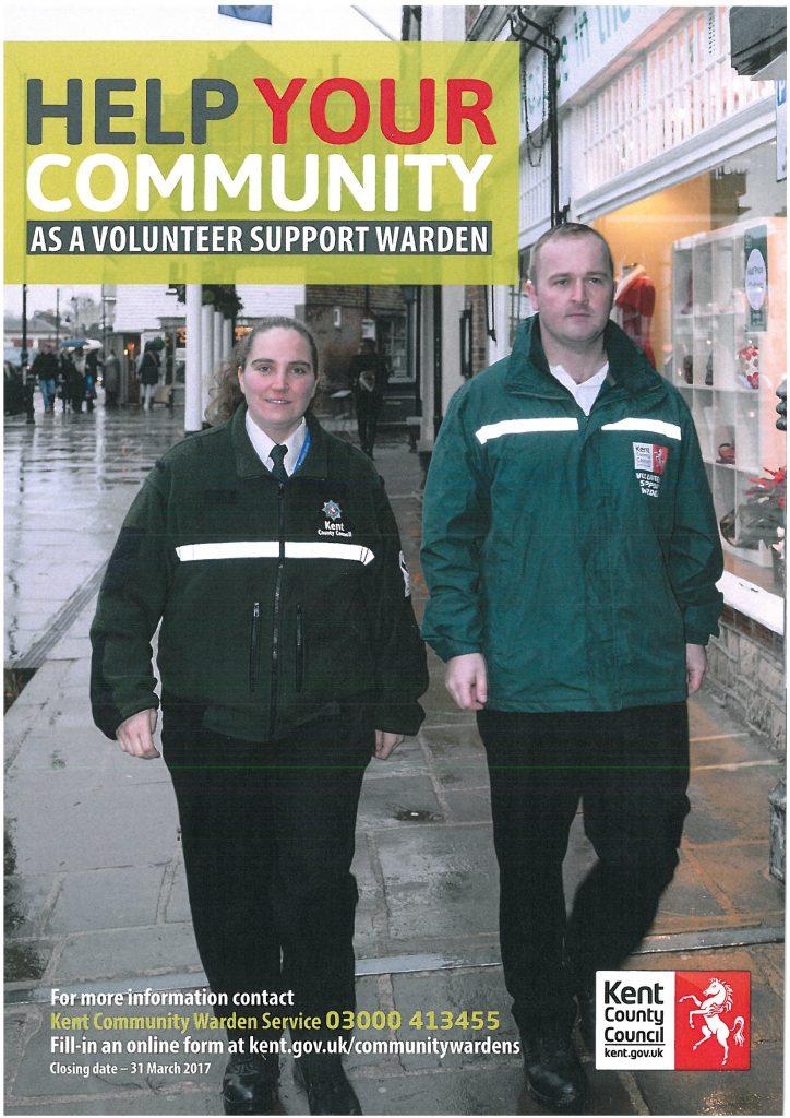 Community Warden Volunteers
