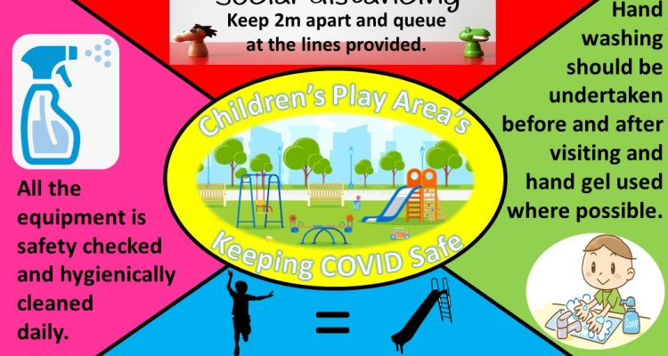 Play Areas re-opening 4 July 2020