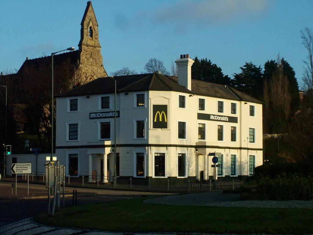 McDonalds Greenhithe