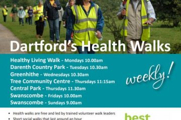 2021 - Health Walks - S and G