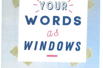 2021 - Words as windows - front - 8 June 2021