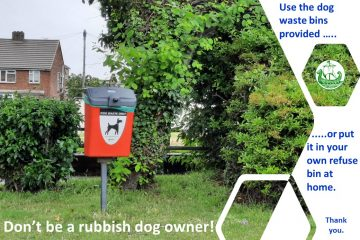 2021 - Dont be a rubbish dog owner - June